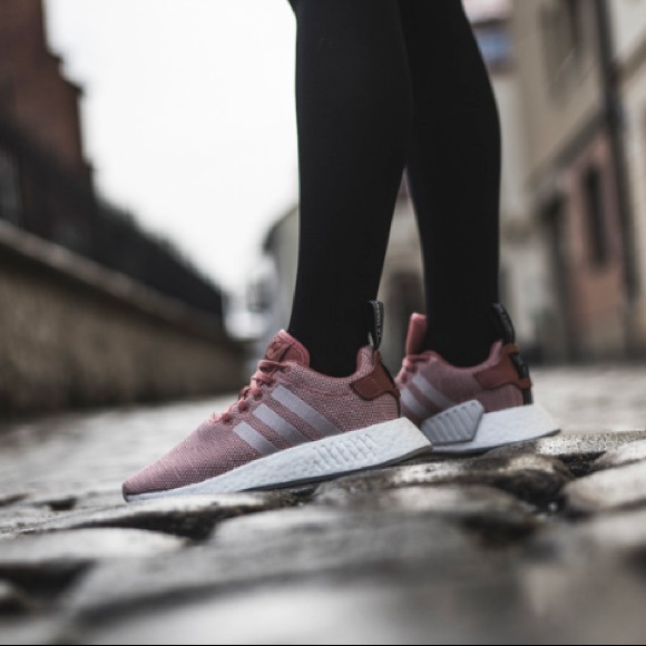Brand New Adidas Nmd R2 Ash Pink | Poshmark